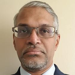 Chandra Dusi, PMP